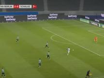 Kapitalne wejście Polaka! Krzysztof Piątek strzela na 3:0 w meczu z Schalke