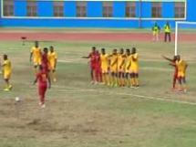 Rwanda 0:1 Ghana