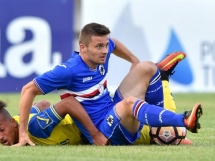 AS Roma 3:2 Sampdoria