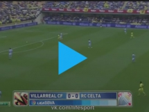 Villarreal CF 1:2 Celta Vigo