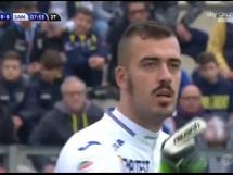 Frosinone - Sampdoria