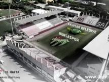 Akhisar Belediye 3:1 Bursaspor