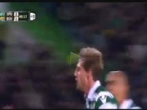 Sporting Lizbona 2:1 Benfica Lizbona