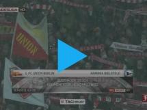 Union Berlin 1:1 Arminia Bielefeld