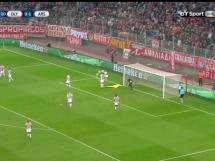Olympiakos Pireus 0:3 Arsenal Londyn