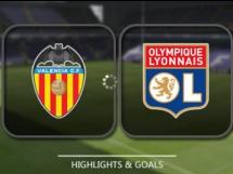 Valencia CF 0:2 Olympique Lyon