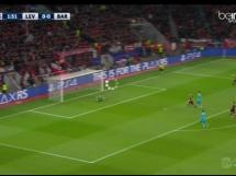 Bayer Leverkusen 1:1 FC Barcelona