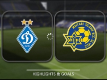 Dynamo Kijów 1:0 Maccabi Tel Awiw