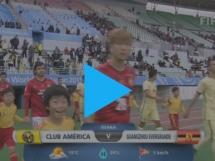 Club América 1:2 Guangzhou