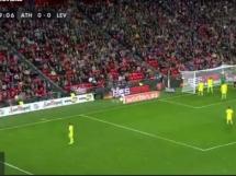 Athletic Bilbao 2:0 Levante UD
