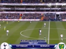 Tottenham Hotspur - Norwich City