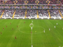 Antalyaspor 0:0 Gaziantepspor