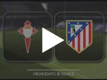 Celta Vigo 0:2 Atletico Madryt