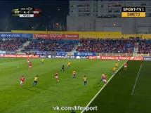 GD Estoril Praia 1:2 Benfica Lizbona