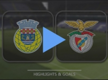 Arouca 1:2 Benfica Lizbona