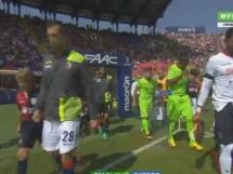 Bologna 2:1 Cagliari