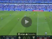 Deportivo La Coruna 0:1 Athletic Bilbao
