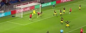PSV Eindhoven 0:1 Atletico Madryt