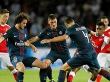 PSG 1:1 Arsenal Londyn