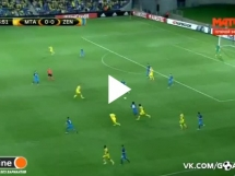 Maccabi Tel Awiw 3:4 Zenit St. Petersburg