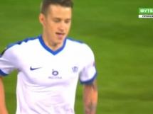 Karabach Agdam 2:2 Slovan Liberec