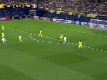 Villarreal CF 2:1 FC Zurich