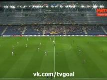 Red Bull Salzburg 0:1 FK Krasnodar