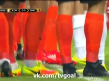 Konyaspor 0:1 Szachtar Donieck