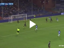 Sampdoria 0:1 AC Milan
