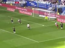 Hamburger SV 0:4 RB Lipsk