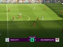 Manchester City 4:0 AFC Bournemouth