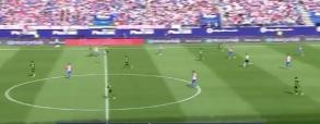 Atletico Madryt 5:0 Sporting Gijon