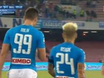 Napoli 3:1 Bologna