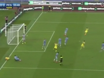 Lazio Rzym 3:0 Pescara