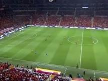 Galatasaray SK 2:0 Rizespor