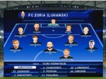 Dynamo Kijów 0:1 Zoria Ługańsk