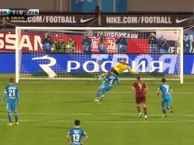 Zenit St. Petersburg 4:1 Rubin Kazan