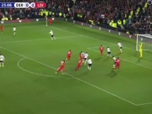 Derby County 0:3 Liverpool