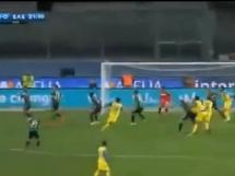 Chievo Verona 2:1 Sassuolo