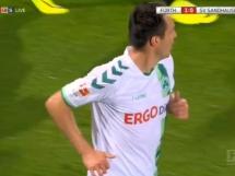 Greuther Furth 1:1 SV Sandhausen