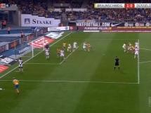 Eintracht Brunszwik 2:1 Fortuna Düsseldorf