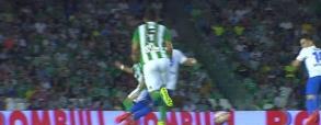 Betis Sewilla 1:0 Malaga CF