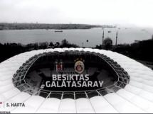 Besiktas Stambuł 2:2 Galatasaray SK