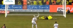 Montpellier - Metz 0:1