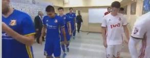 FK Rostov 1:0 Lokomotiw Moskwa