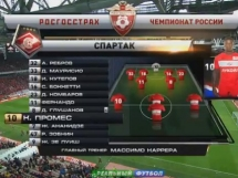 Spartak Moskwa 0:1 Ufa