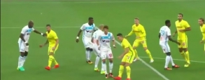 Olympique Marsylia 2:1 FC Nantes