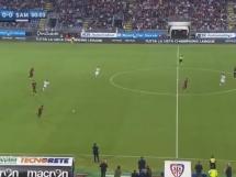 Cagliari 2:1 Sampdoria