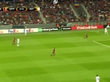 Sparta Praga 3:1 Inter Mediolan