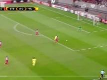 Steaua Bukareszt 1:1 Villarreal CF